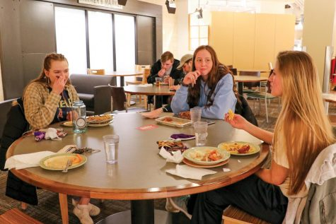 Students dissatisfied with dining