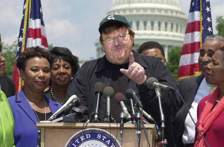 From Michael Moore to Steven Spielberg, many filmmakers have tackled presidential terms and controversial throughout the decades.