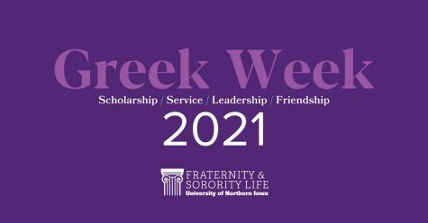 Members of the Fraternity and Sorority Life Community will be celebrating its annual Greek Week beginning Monday, March 29.