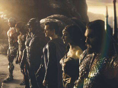 "Film Critic Hunter Friesen reviews the latest superhero blockbuster ""Zack Snyder"