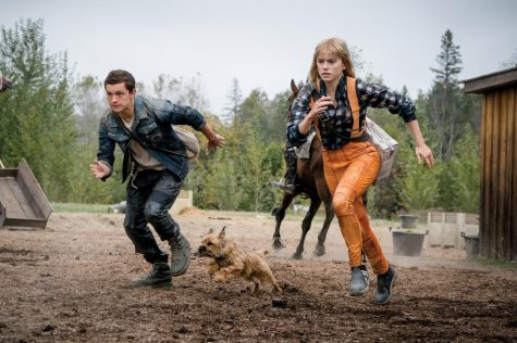 "Film critic Hunter Friesen reviews the new dystopian fantasy film ""Chaos Walking"" starring Tom Holland and Daisy Ridley."