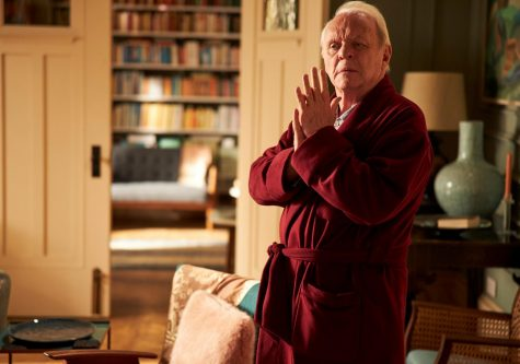 "Film Critic Hunter Friesen reviews the new drama ""The Father"" starring Anthony Hopkins."