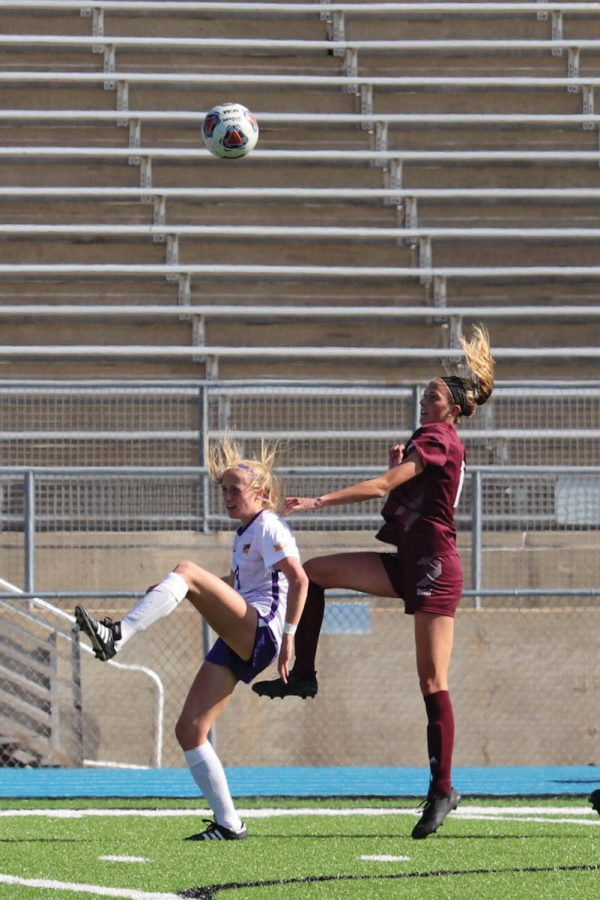 UNI Panthers scored big against SIU Salukis after only having scored one goal previously this season.