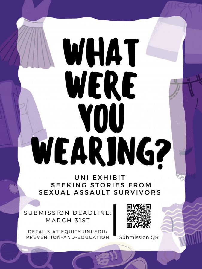 UNI's Office of Compliance and Equity Management is asking for students and community members to submit their stories for the