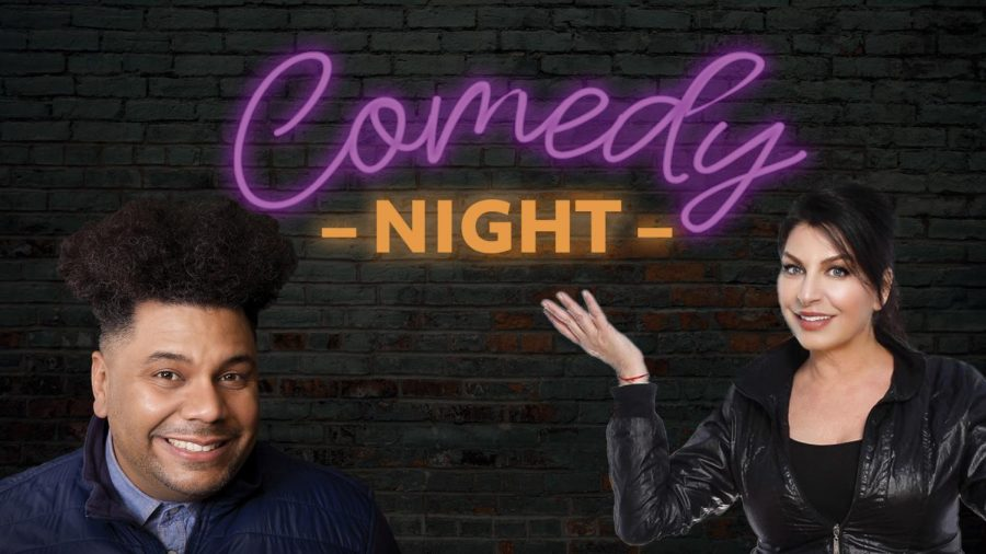 Comedians Orlando Leyba and Tammy Pescatelli will be showcasing their comedic talents at GBPAC later this month.