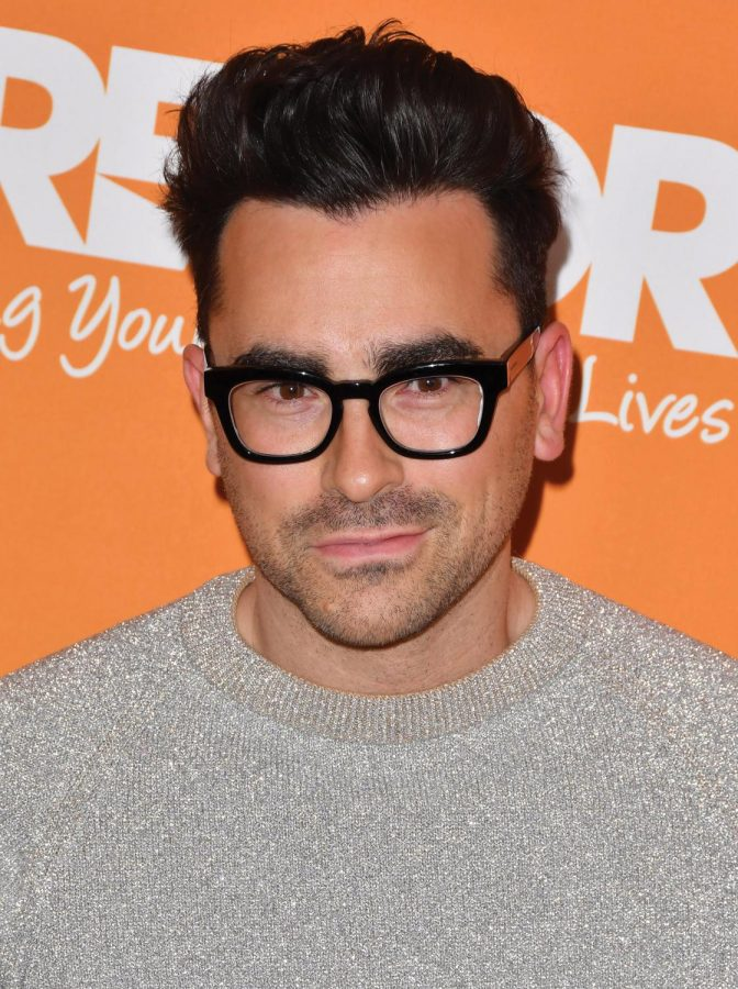 Dan Levy, known best for his involvement in