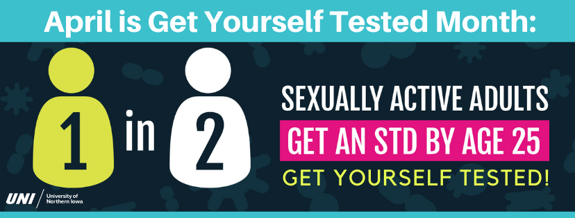 Student Wellness Services outlines different safe sex tips and encourages students to get tested.