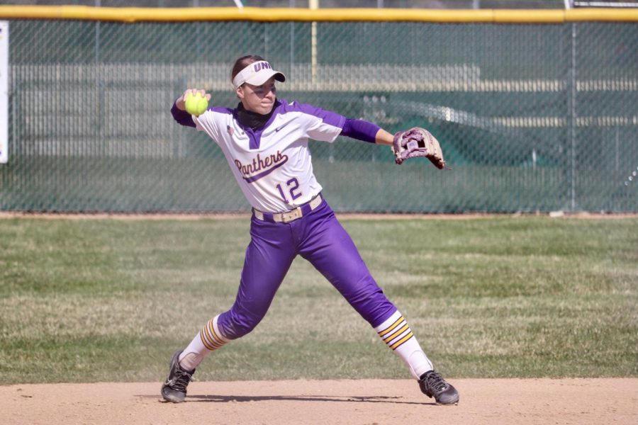 The UNI softball team continued their winning ways over the weekend with two victories against Valparaiso.