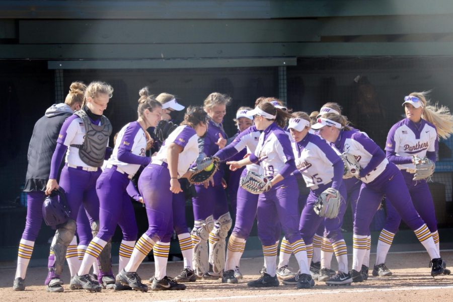 The Panther softball team had a successful week of games, first defeating Iowa State on Wednesday, then taking two of three from Loyola-Chicago.