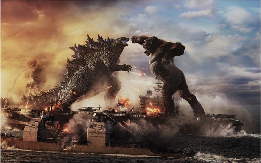 Film critic Hunter Friesen reviews the latest blockbuster 'Godzilla vs. Kong.