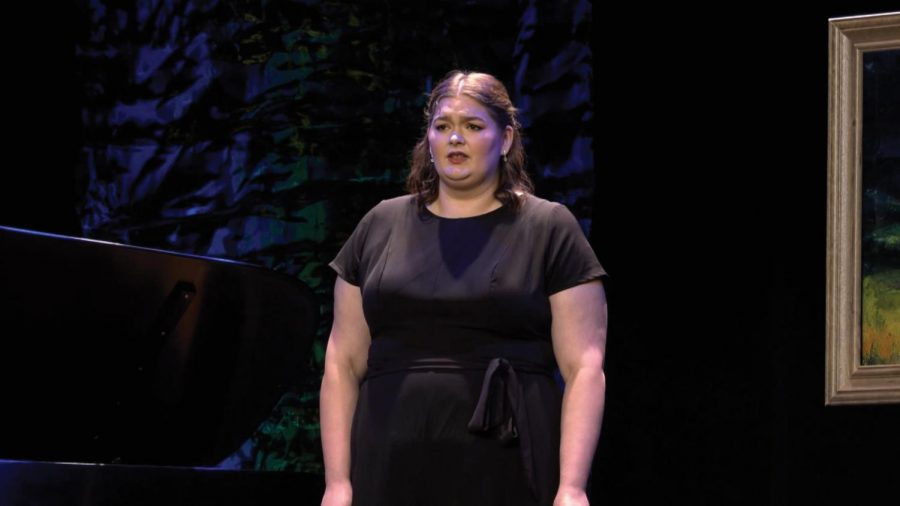 Students in the UNI Opera department presented a virtual performance on Tuesday, April 27.