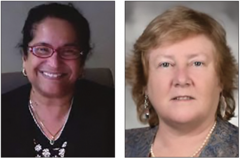 First two provost candidates announced