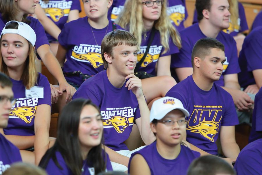 Freshman orientation will once again be held virtually this upcoming year, but UNI Now will still offer in-person events to help students get to know one another and UNI.