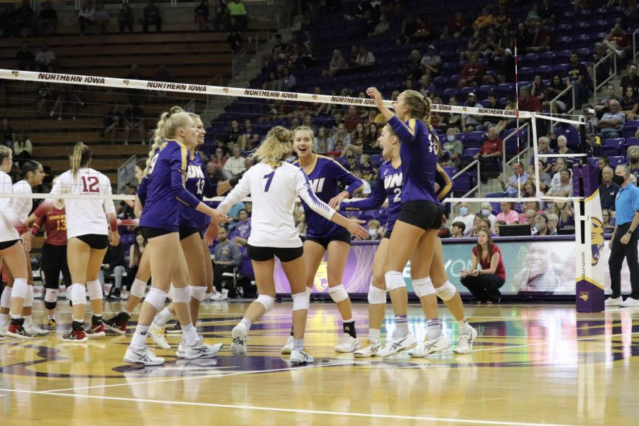 UNI defeated Bradley in their MVC opener on Friday but fall to Illinois State on Saturday.