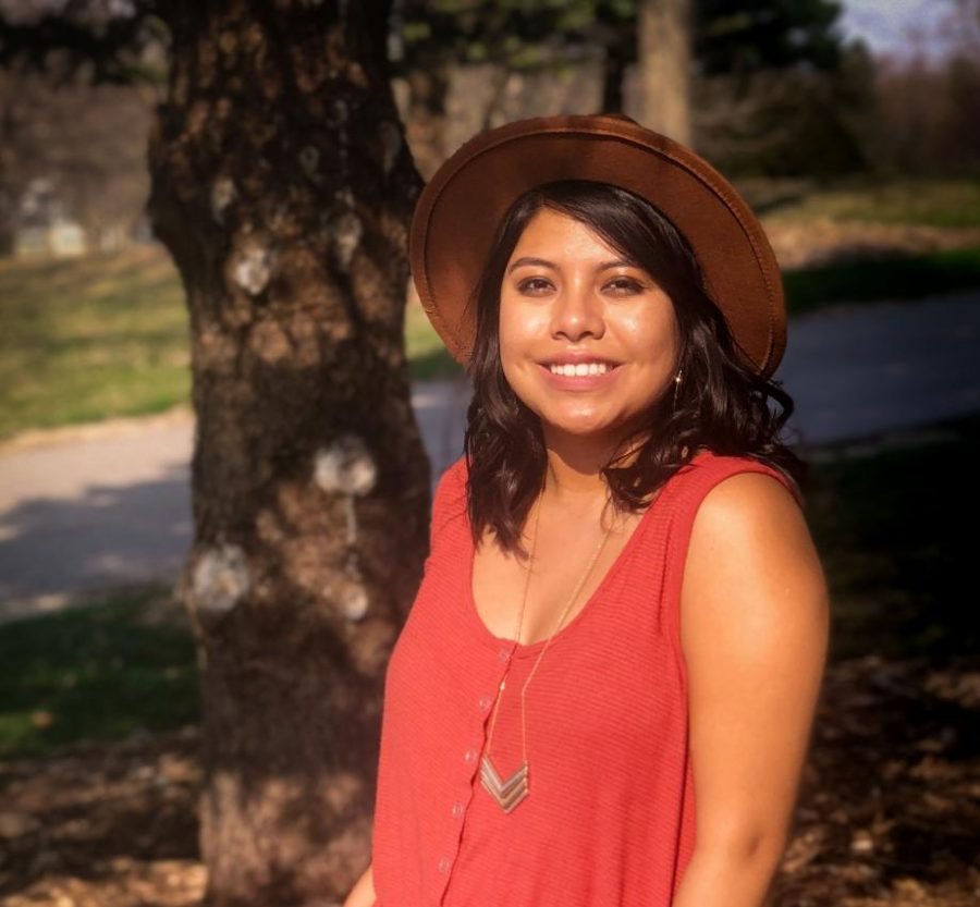 Bienvenida a la nueva editora de la Campus Life Catherine Crow.