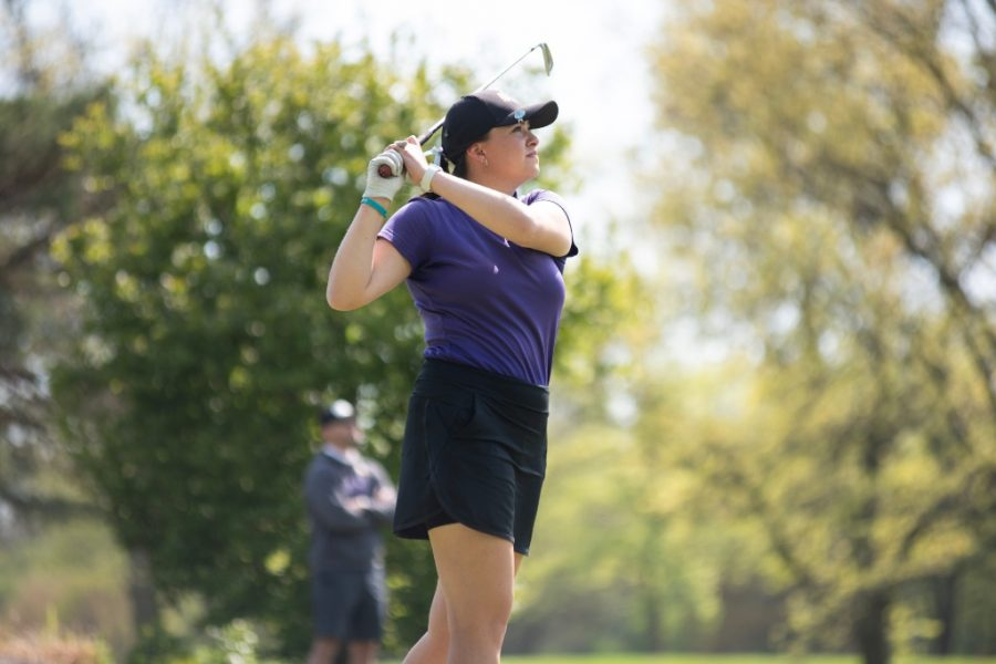 UNI mens & womens golf hits the road for separate tournaments.