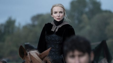 Margueite de Carrouges played by Jodie Comer is seen in recent movie The Last Duel.