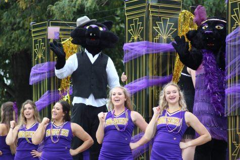 Homecoming Parade on Saturday, Oct. 2.