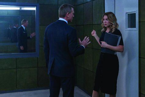 El critico de cine Hunter Friesen da por la ultima pelicula de James Bond que hara Craig. Esta es la quinta pelicula de Bond de Craig.