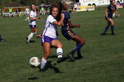 Panther soccer knocked off their conference rivals Illinois State with a 2-1 overtime victory this past Saturday.